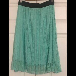 LulaRue Lola Lace Skirt